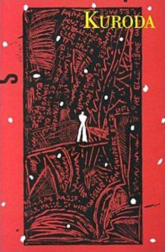 KURODA ŒUVRES 1989-1992 [ Collection Carnet de: DURAS ( Marguerite