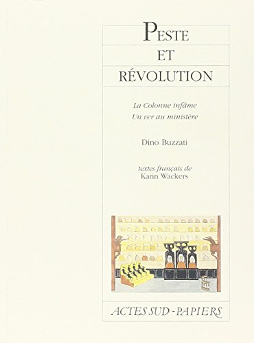 Peste et Révolution: La Colonne infâme - Un ver au ministère (2869433751) by [???]
