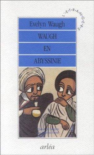 9782869590595: Waugh en Abyssinie