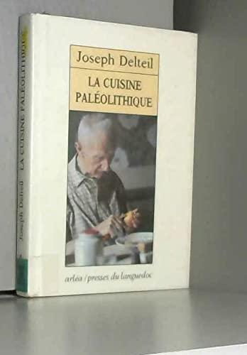 9782869590786: La cuisine paleolithique