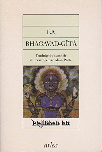 9782869591318: La Bhagavad-Gîtâ (Arléa)
