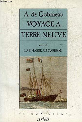 9782869591639: Voyage à Terre-Neuve. suivi de La chasse au caribou