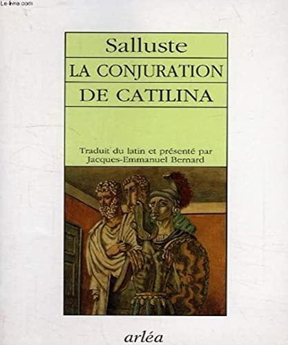 9782869592193: La conjuration de Catilina