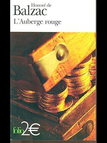 9782869592216: Auberge rouge