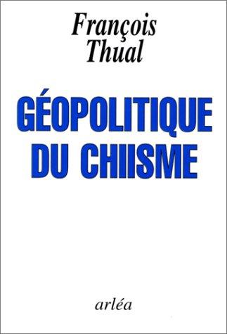 9782869592599: Géopolitique du chisme (French Edition)