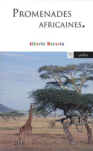 Promenades africaines: Moravia, Alberto