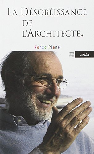9782869598492: La désobéissance de l'architecte (French Edition)
