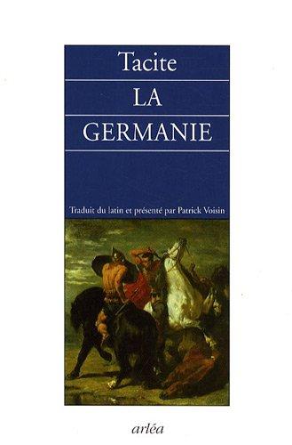 9782869598508: La Germanie
