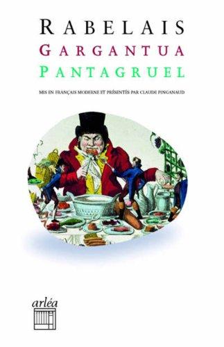 9782869598928: Gargantua - Pantagruel
