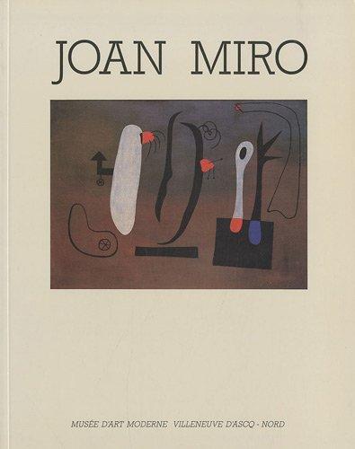 Joan Miro [Broché] [Nov 06, 2001] Chaigneau,
