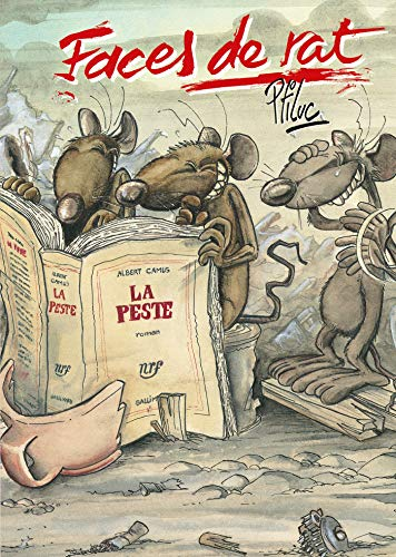 9782869672659: Faces de rat, tome 1 : La peste