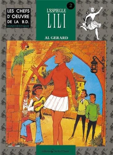 9782869673304: CHEFS-D'OEUVRE DE LA BD T8 . L'ESPIEGLE LILI