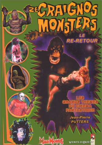 9782869677692: Ze craignos monsters : le re-retour