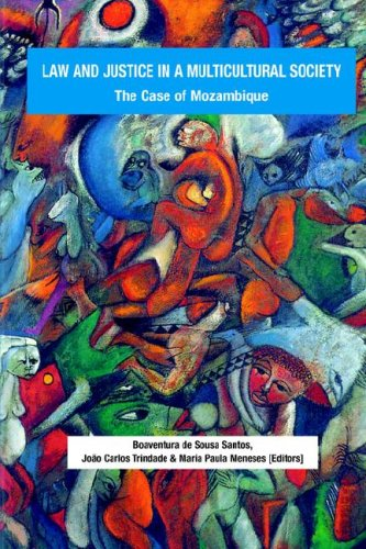 9782869781917: Law and Justice in a Multicultural Society. The Case of Mozambique
