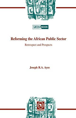 9782869782143: Reforming the African Public Sector. Retrospect and Prospects