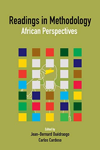9782869784833: Readings in Methodology. African Perspectives