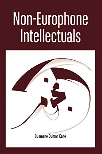 9782869785069: Non-Europhone Intellectuals
