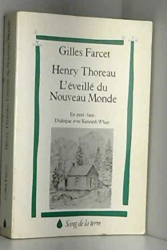9782869850071: Henry Thoreau: L�veill� du Nouveau Monde