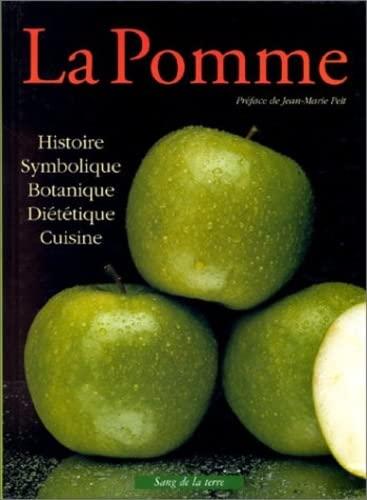 9782869851108: LA POMME. Histoire, symbolique & cuisine