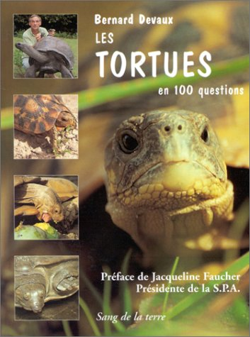 9782869851252: Les tortues en 100 questions, nouvelle édition
