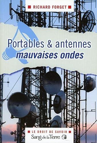 9782869852372: Portables et antennes : mauvaises ondes
