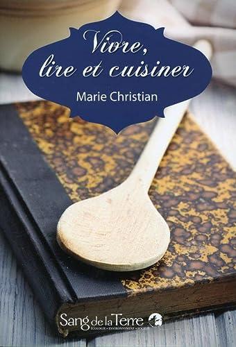 9782869852945: Vivre, lire et cuisiner