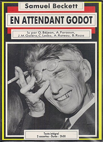 9782869861596: French Literature on Tape: En Attendant Godot (2) (Vsl159)