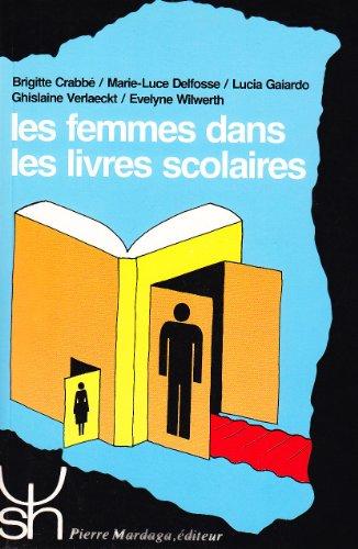 9782870092347: Les Femmes dans les livres scolaires (Psychologie et sciences humaines) (French Edition)