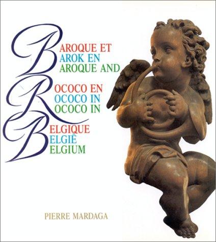 9782870093245: Baroque et rococo en Belgique