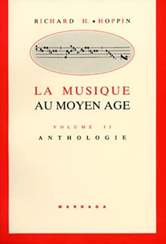 9782870093535: La musique au Moyen Age