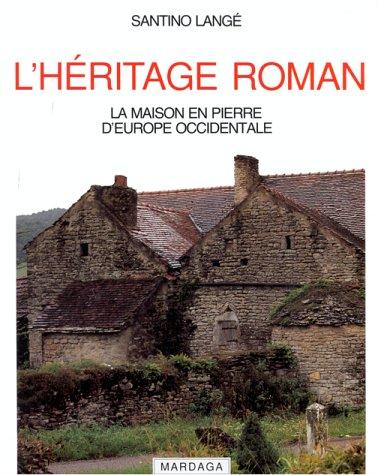 9782870094655: L'héritage roman