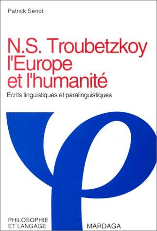 9782870096130: L'EUROPE ET L'HUMANITE