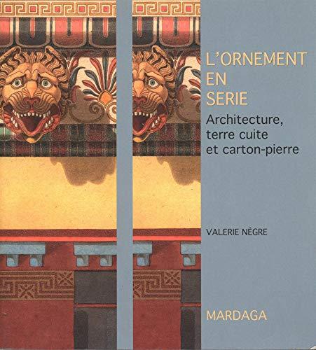 L'ornement en série (French Edition)