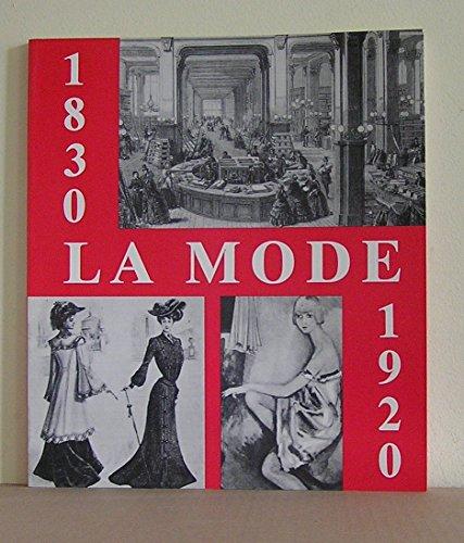 La mode 1830-1920: Jo Gérard