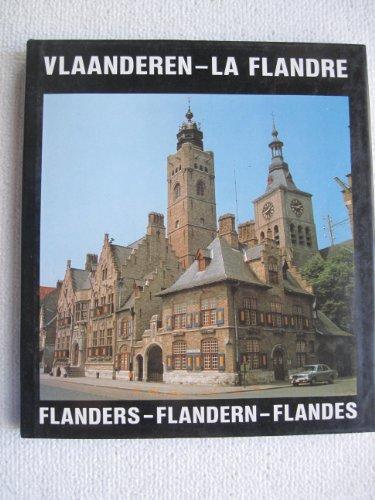 9782870130315: Vlaanderen, La Flandre: Flanders, Flandern, Flandes
