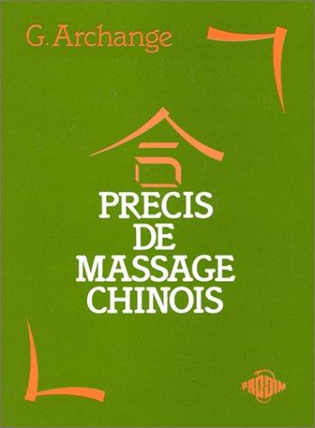 9782870170717: Précis de massage chinois