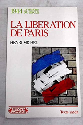 9782870270530: La Libération de Paris