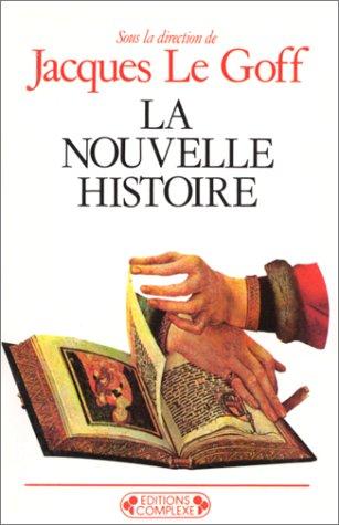 9782870272565: La Nouvelle histoire (Complexe poche)