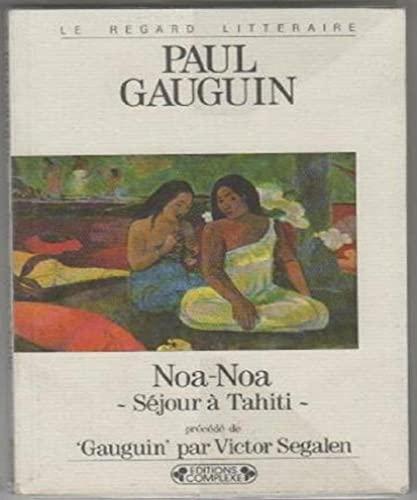 9782870272817: Noa Noa (French Edition)