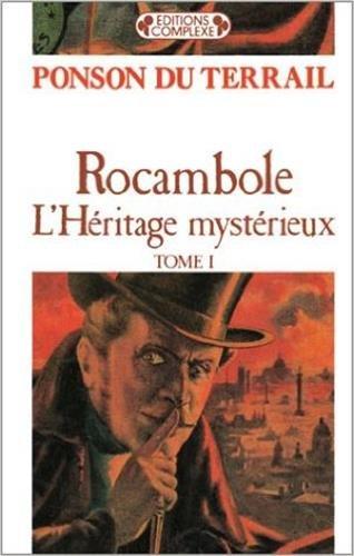 9782870273746: Rocambole (Tome 1)