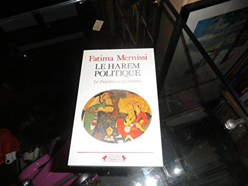 9782870274460: Le harem politique : Le Prophète et les femmes (Complexe Poche)