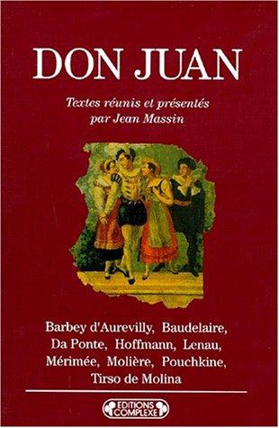 9782870274972: Don Juan