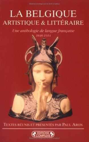 9782870276716: Belgique artistique et litt�raire