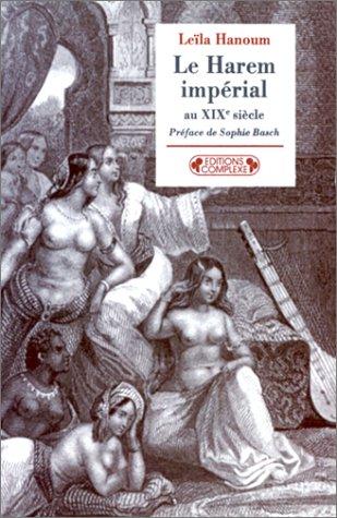 9782870278468: Harem impérial au XIXe siècle