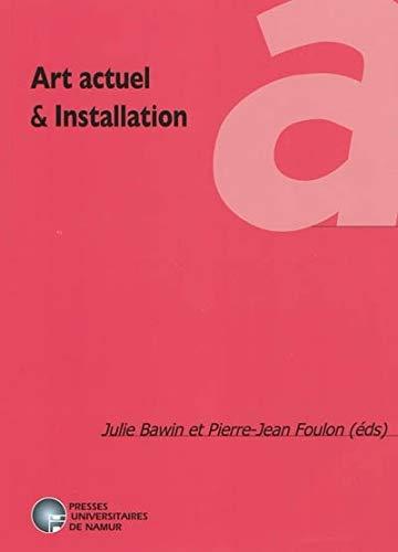 9782870376836: Art actuel & installation