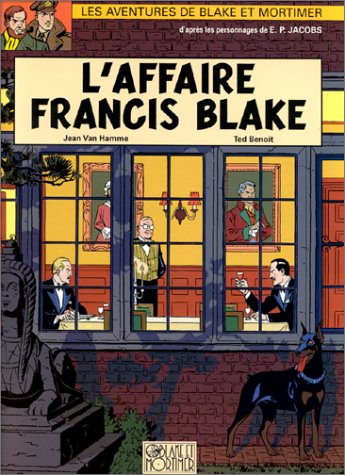 9782870970430: L'affaire Francis Blake