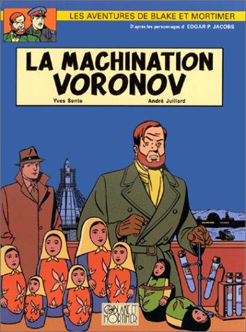 9782870970522: Blake et Mortimer, tome 14 : La machination Voronov