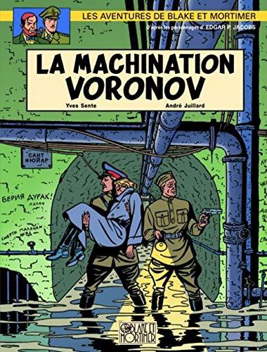 9782870970577: Blake et Mortimer, n° 14 : La machination Voronov