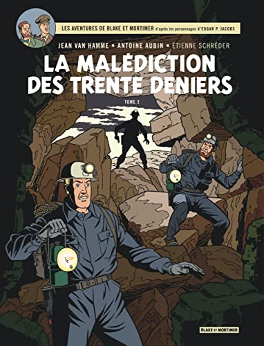9782870971840: Blake & Mortimer - tome 20 - La Malédiction des 30 deniers - Tome 2