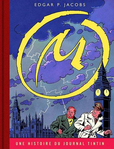 9782870971864: Les aventures de Blake et Mortimer, Tome 6 : La marque jaune : Une histoire du journal Tintin
